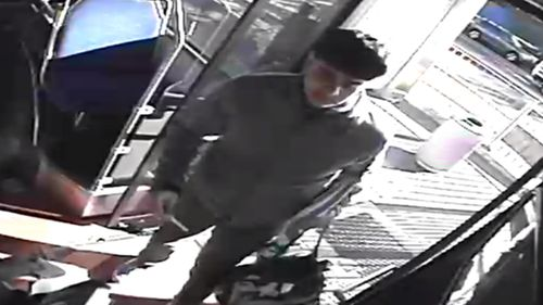 Police would like to chat with this man after 14-year-old girl was allegedly indecently assaulted by a man on a bus travelling from Blacktown to Glenwood.