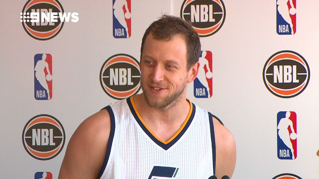 Ingles excited by NBL teams touring US
