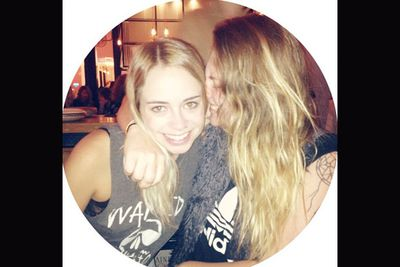 'Reunited with Lani - happiest ever <3.'