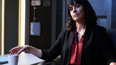 Constance Zimmer Condor Season 2