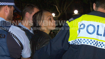 A woman has been charged with murder after a fatal stabbing in Sydney's inner west.