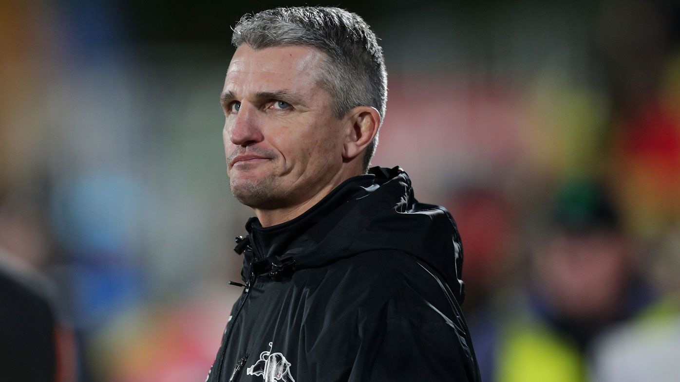 Penrith Panthers coach Ivan Cleary's expletive-laden rant to referee Ashley Klein revealed