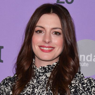 Anne Hathaway: Now