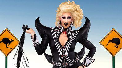 RuPaul's Drag Race Down Under, drag queen