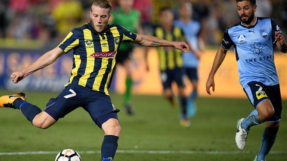 A-League: Sydney FC beaten in huge Mariners upset