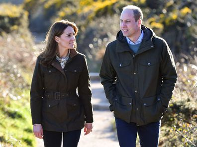 Prince William Kate Middleton ireland day two