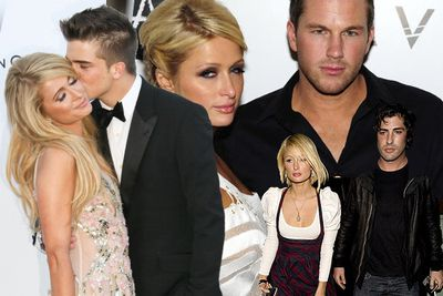 Has Paris Hilton finally found her match? We're celebrating Paris and River Viiperi's one year anniversary by taking a look back at her many ex-boyfriends.