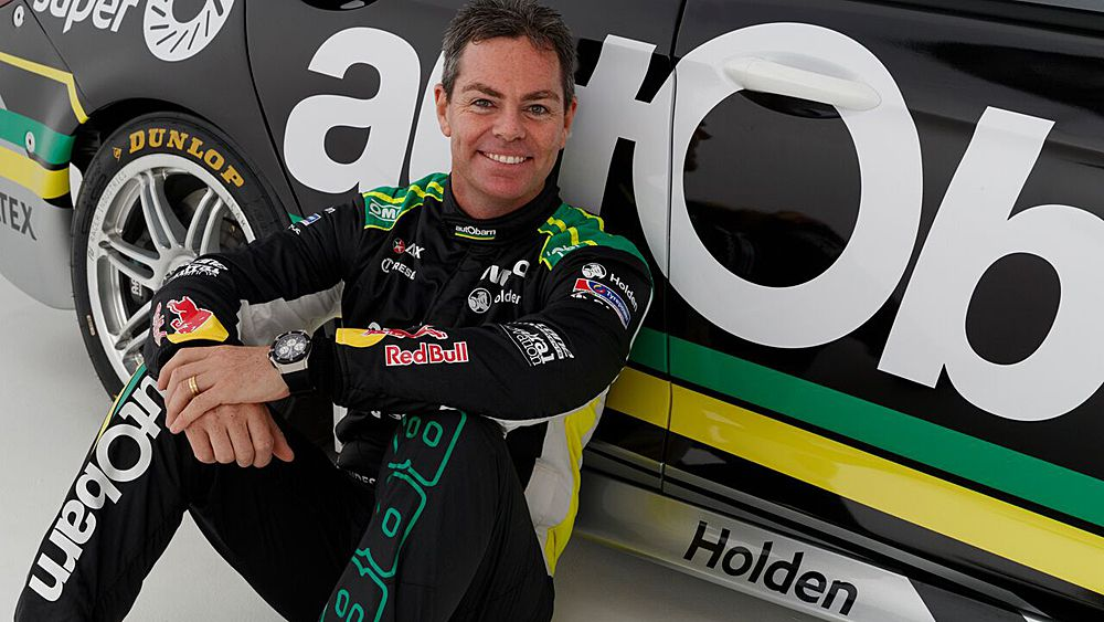 Craig Lowndes launches Autobarn Lowndes Racing and new Holden Commodore