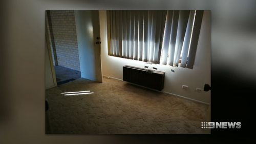 The couple is taking legal action against the real estate that rented the proerty. Image: 9NEWS