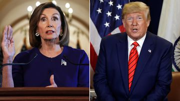 Nancy Pelosi has announced impeachment proceedings will begin against Donald Trump.