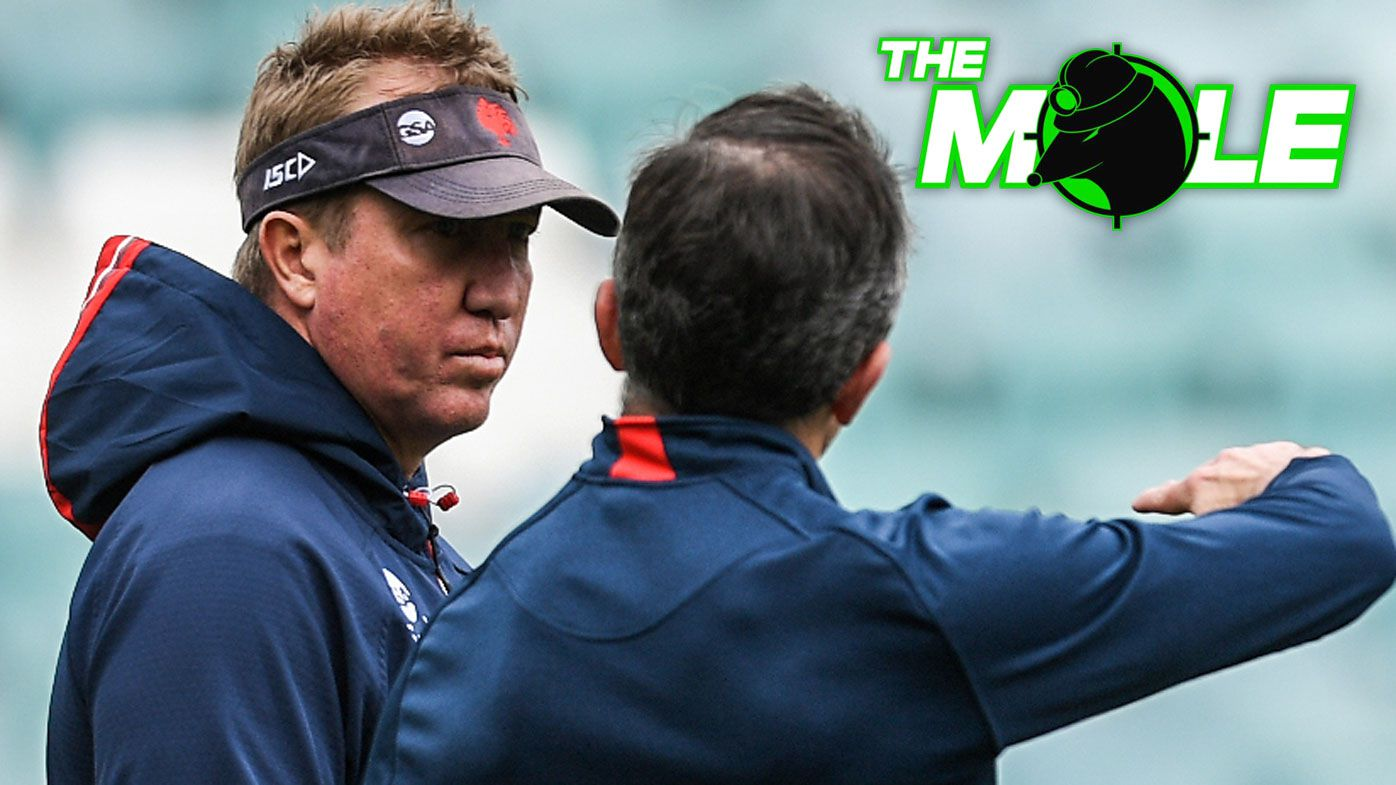 The Mole: Lachlan Lam to make Roosters debut in WCC vs dad Adrian's Wigan team