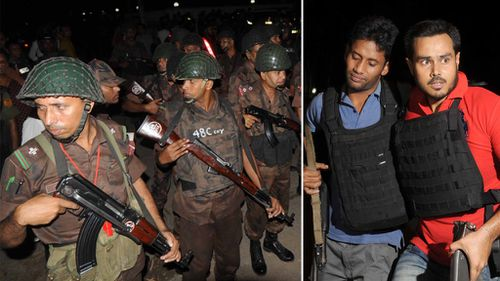 Two-day mourning begins in Bangladesh after siege