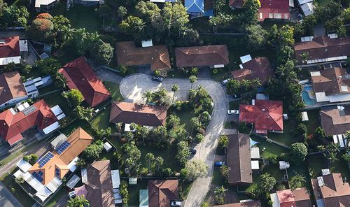 Price falls across Sydney and Melbourne are expected to lead to a national fall in home values next year. (AAP)