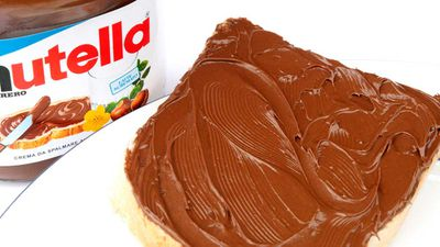 Nutella taster job is not what it seems