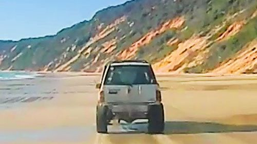 Queensland Police have announced they will be ramping up beach hooning patrols along the Cooloola Coast near Fraser Island after a spike in dangerous activity in recent weeks.