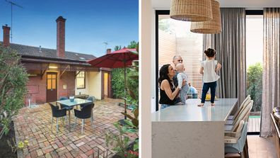 Stunning home transformations: Before and after photos