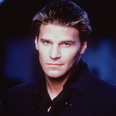David Boreanaz: Then…