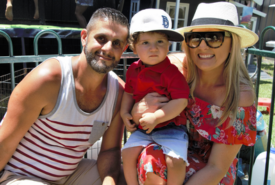 The family is hopeful Ashlyn will be one of the five percent to survive after five years.