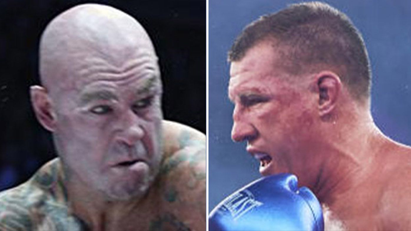 EXCLUSIVE: Paul Gallen rubbishes Lucas Browne ahead of heavyweight grudge fight