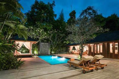 World's Best Culinary Experience: Awarta Nusa Dua Resort & Villas, Bali, Indonesia
