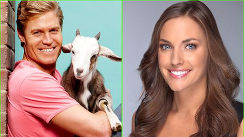 Bondi vet Chris Brown is dating Channel Nine sports reporter Roz Kelly