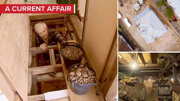 Neighbours' fury as man builds bunker for nuclear war