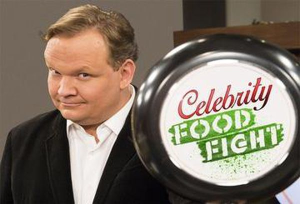 Celebrity Food Fight