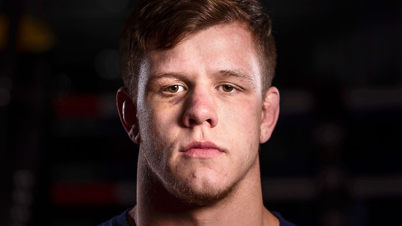 Australian phenom Jim Crute aims high after being awarded UFC contract