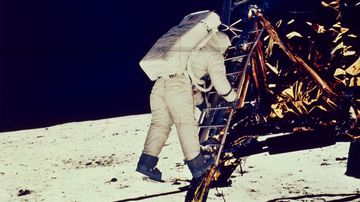 Moon landing anniversary: How 'one giant leap for mankind' unfolded