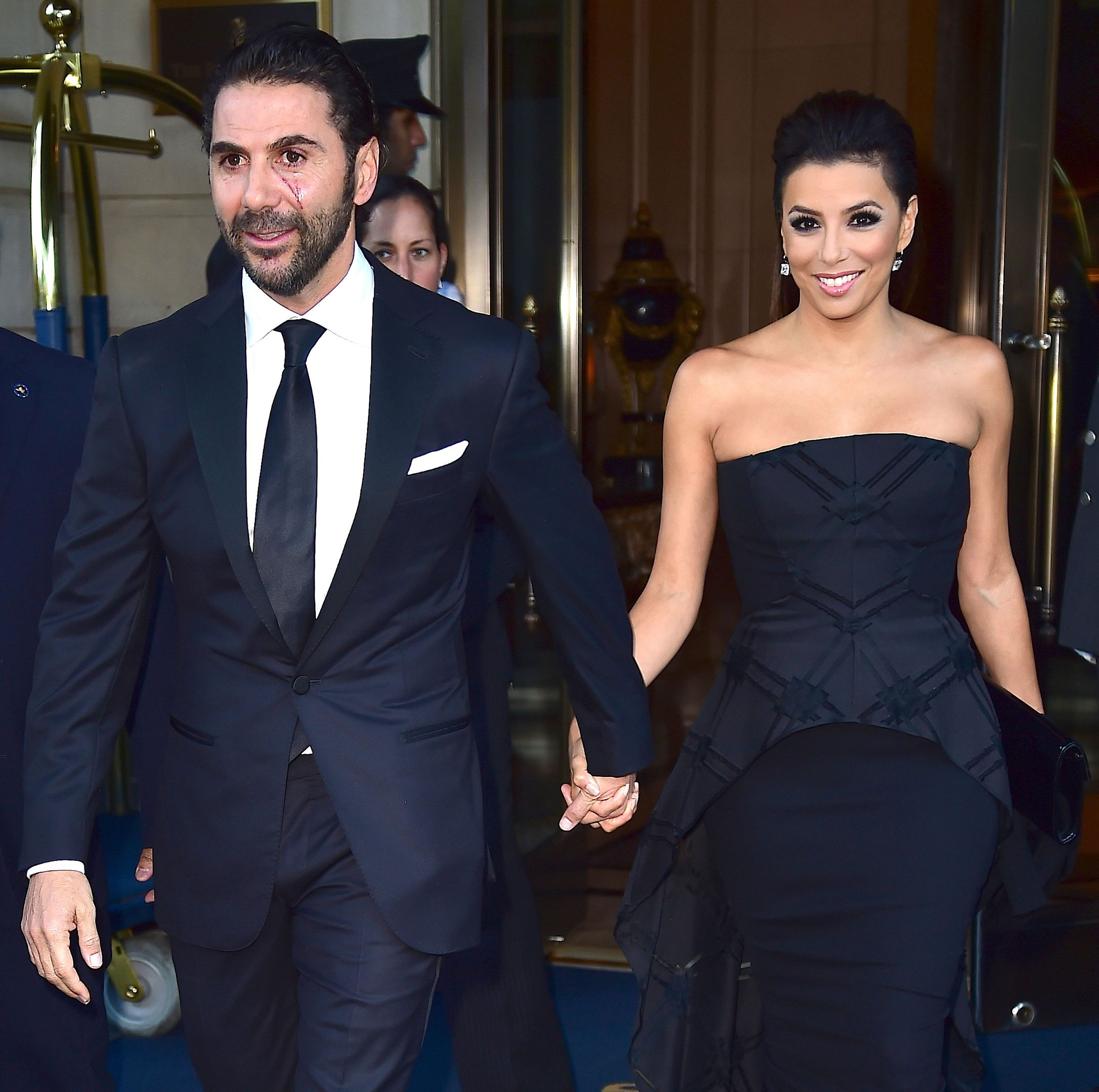 The flawless Christmas news! Eva Longoria and Pepe Baston are expecting!