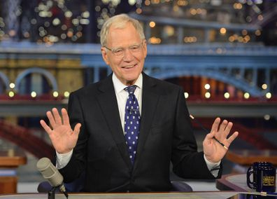 David Letterman, host, show, Late Show with David Letterman