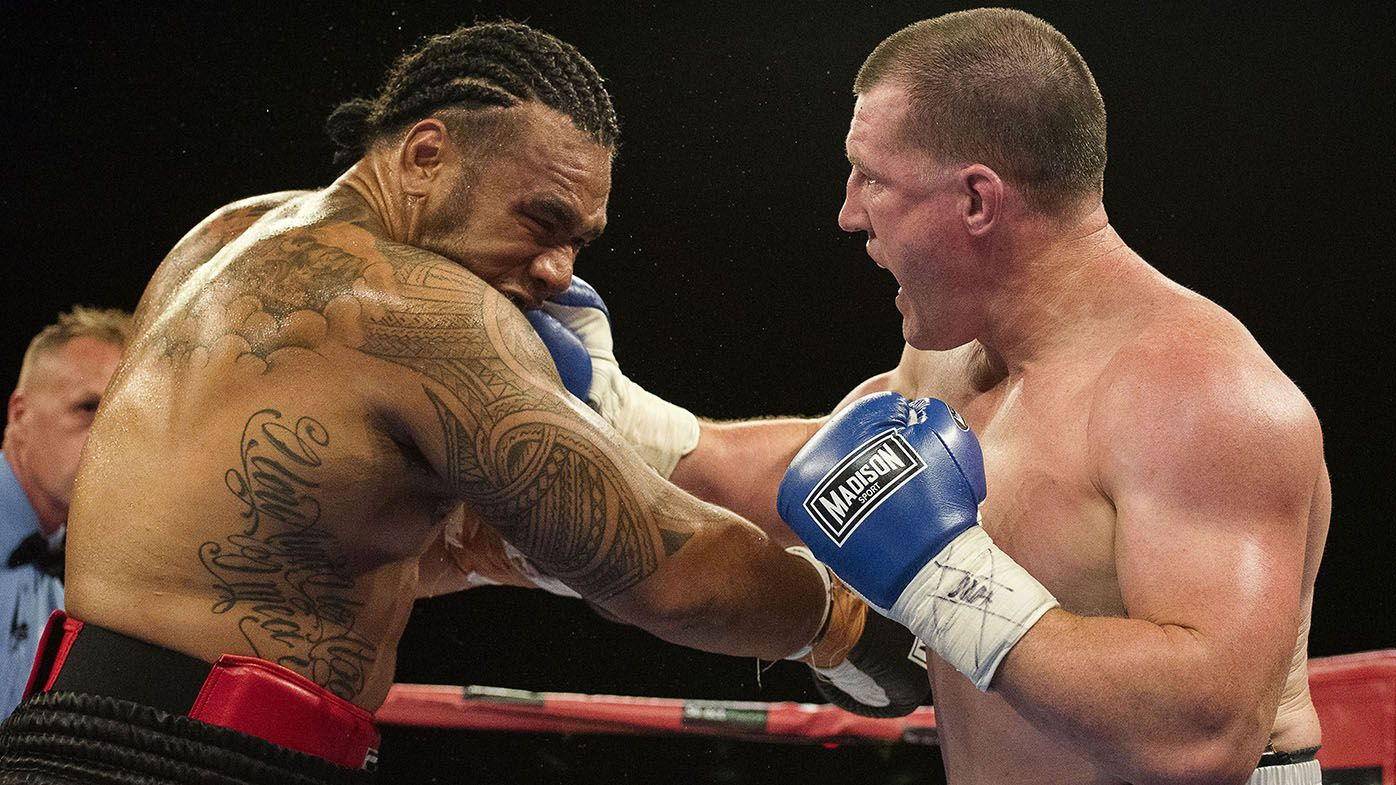 ARLC boss Peter V'landys wants players to stop boxing in the off-season