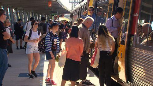New Queensland trains
