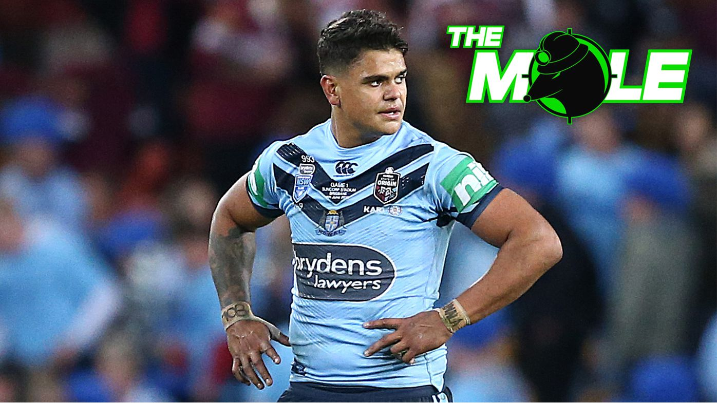 The Mole: Latrell Mitchell reaches out to Brad Fittler to clear the air over Origin allegations
