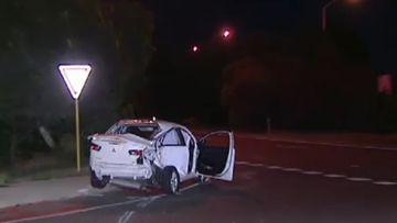 Innocent motorist rammed by alleged drink driver fleeing police