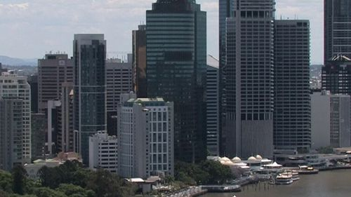 Three injured after ceiling collapse at Parliament Offices in Brisbane