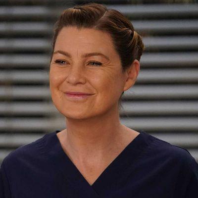 Ellen Pompeo as Meredith Grey: Now