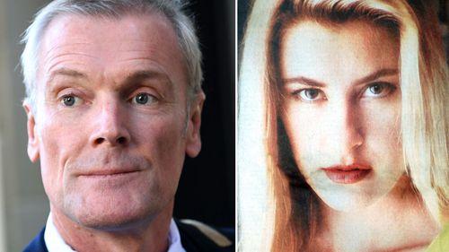 Gordon Wood and Caroline Byrne. (AAP)