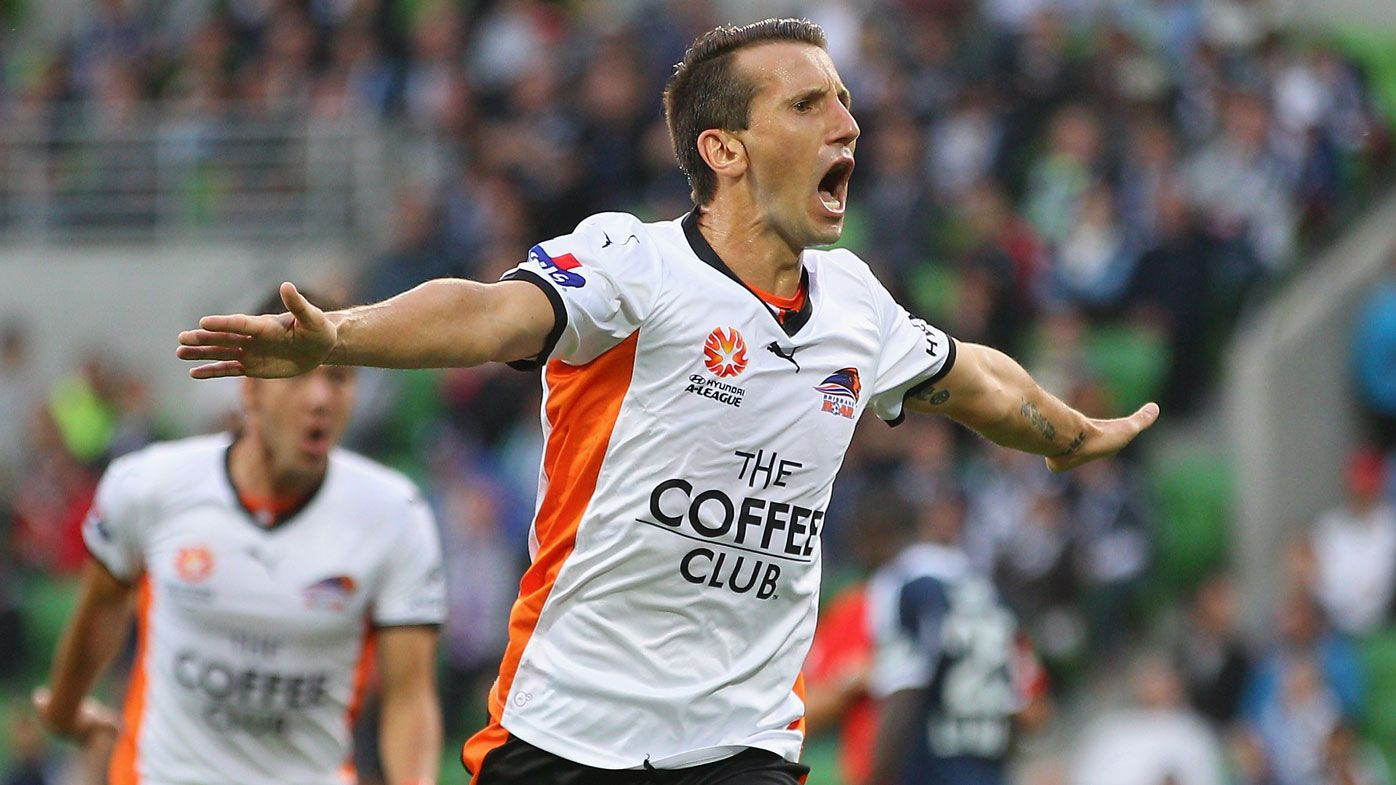 Tributes flow for ex-A-League star Liam Miller following shock death