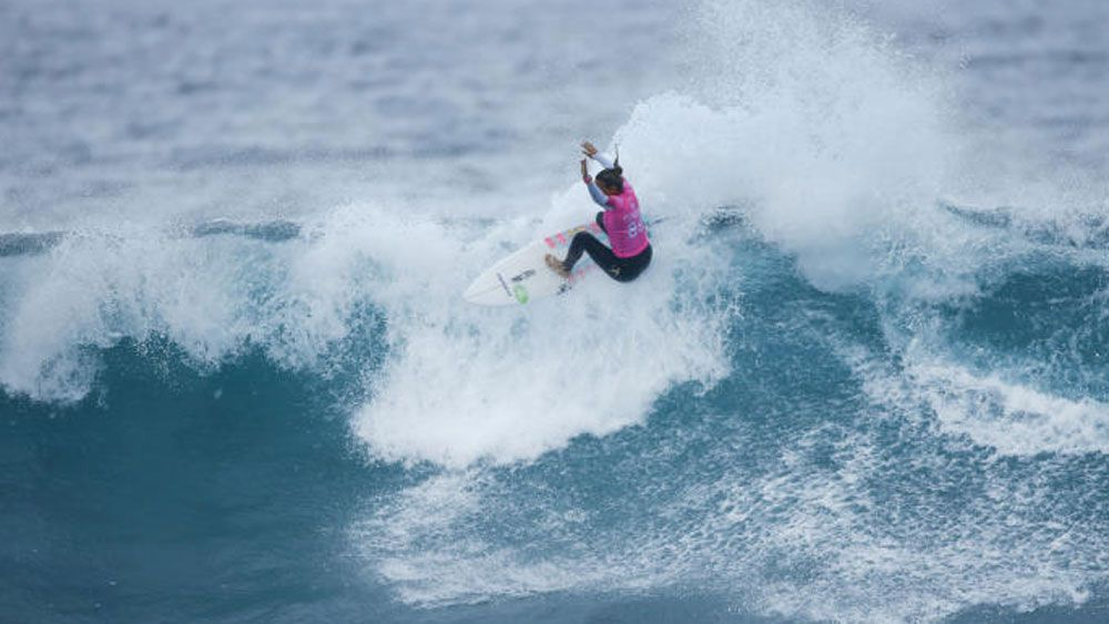 Sally Fitzgibbons.(WSL)