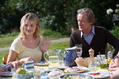 Her first big Hollywood role was in Richard Curtis rom-com <i>About Time</i> alongside <i>The Notebook</i>'s Rachel McAdams, <i>Harry Potter</i>'s Domnhall Gleeson and <i>Love Actually</i> star Bill Nighy.<br/><br/>(Image: Still from <i>About Time</i> / NBCUniversal)