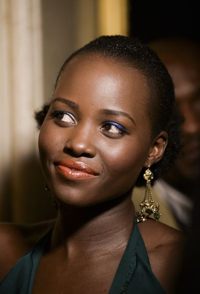 Lupita Nyong'o, 33, actress