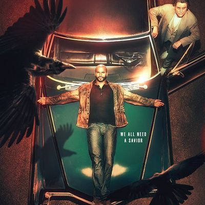 American Gods (Season 2 premieres March 10) - Amazon
