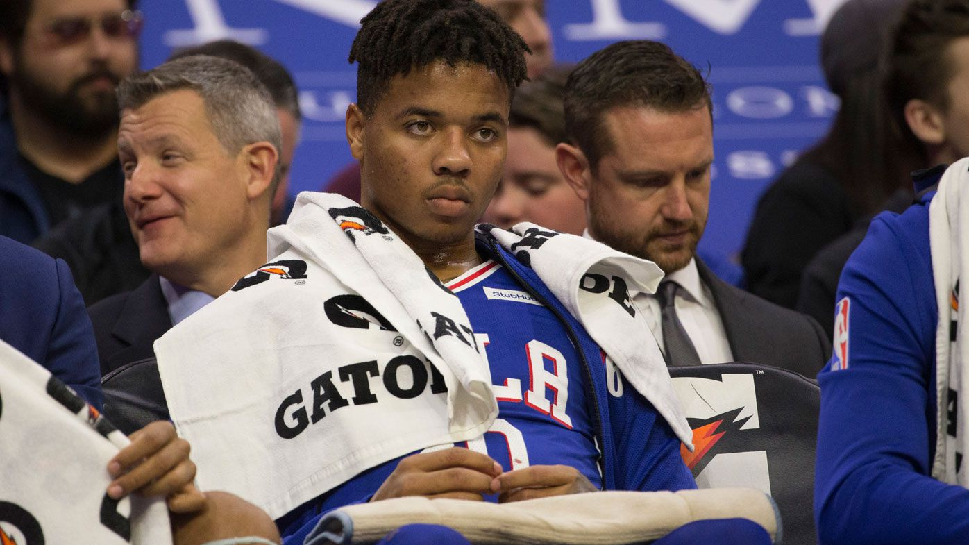Report: Philadelphia 76ers Markelle Fultz at centre of trade negotiations with Cleveland Cavaliers