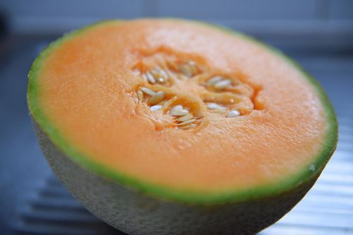 The NSW Food Authority has issued a warning to people most vulnerable to listeria infection to avoid eating rockmelon. (AAP)