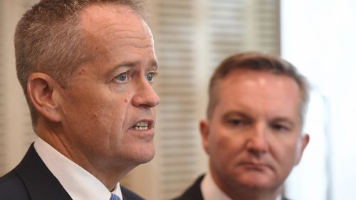 Opposition Leader Bill Shorten defended the proposed move, saying the change will have minimal impact (AAP).
