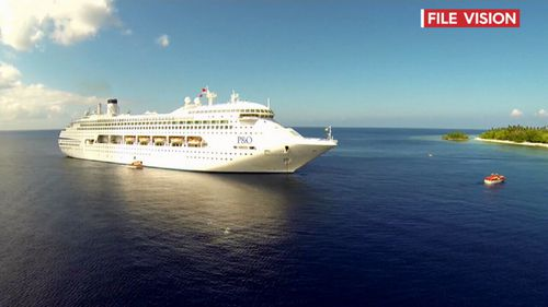 "The atmosphere onboard the ship has been described as ""very sad, solemn and quiet"" as the search continues. (9NEWS)."