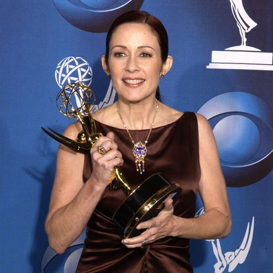 Patricia Heaton wins Best Actress in a Comedy Series in 2001 for her role in Everybody Loves Raymond in 2001.