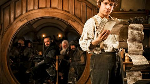 A dizzying journey: The Hobbit's first screening leaves viewers ill