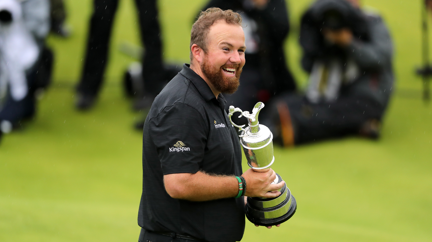 'That just shows how fickle golf is': Irish underdog powers to victory at The Open